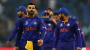 India Playing XI vs New Zealand Prediction: Here's Likely Line-up of IND for T20 World Cup 2021 Match Against NZ