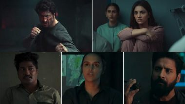 Sanak Trailer: Vidyut Jammwal Going 'Die Hard' in a Hospital Will Make Your Jaws Drop! (Watch Video)