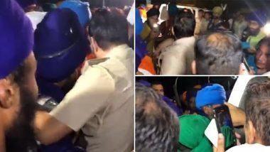Singhu Border Murder: One Nihang Surrenders After Brutal Killing of Lakhbir Singh